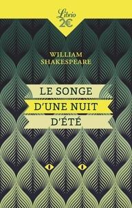 Livres audio les plus téléchargés Le Songe d'une nuit d'été ePub DJVU par William Shakespeare in French 9782290225431