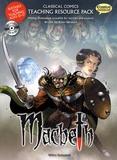 William Shakespeare - Macbeth Teaching Resource Pack. 1 Cédérom
