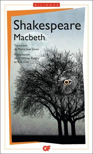 William Shakespeare - Macbeth - Edition Bilingue.