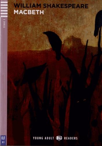 Macbeth  avec 1 CD audio