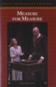 William Shakespeare - Measure for Measure.