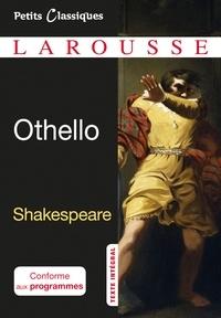 Ebooks rar télécharger Othello iBook PDF 9782035951168 en francais par William Shakespeare