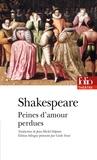 William Shakespeare - Peines d'amour perdues.