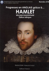 William Shakespeare - Progressez en anglais grâce à Hamlet.