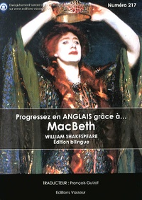 William Shakespeare - Progressez en anglais grâce à MacBeth.