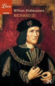 Téléchargement gratuit des ebooks pdf pour j2ee Richard III par William Shakespeare  (Litterature Francaise) 9782290133965