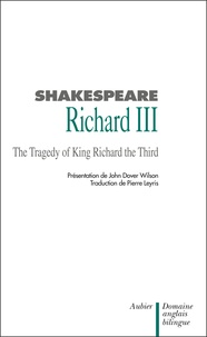 William Shakespeare - Richard III.