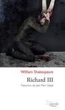 William Shakespeare et Jean Marc Dalpé - Richard III.