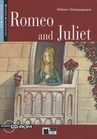 William Shakespeare - Romeo and Juliet. 1 CD audio