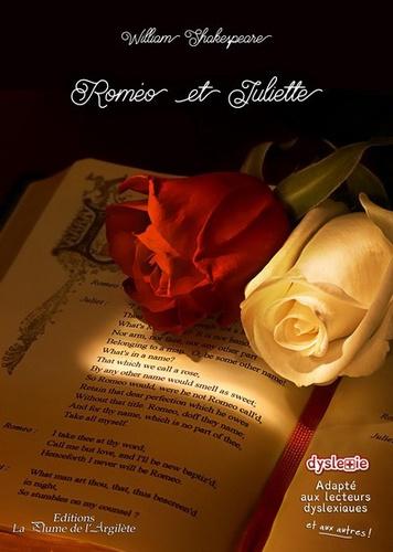 Roméo et Juliette Adapté aux dys