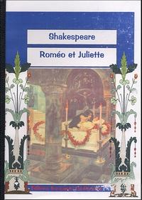 William Shakespeare - Roméo et Juliette - Amours, drames et fantaisie racontés d'après Shakespeare.