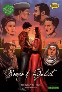 William Shakespeare - Romeo & Juliet - The Graphic Novel.