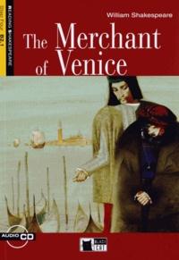 William Shakespeare - The Merchant of Venice. 1 CD audio