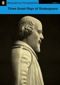 William Shakespeare - The Great Plays of Shakespeare. - Book with Audio cd.