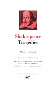 William Shakespeare - Tragédies - Tome 2.