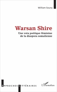 Cjtaboo.be Warsan Shire - Une voix poétique féminine de la diaspora somalienne Image