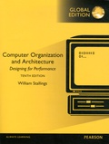 William Stallings - Computer Organization and Architecture - Designing for Performance.