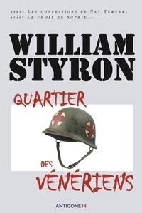 William Styron - Quartier des Vénériens.