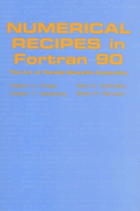 Complet PDF Numerical Recipes in Fortran 90  Volume 2, The