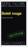 William Terry - Soleil rouge.