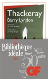 William Thackeray - La bibliothèque idéale des 50 ans GF Tome 11 : Barry Lyndon.