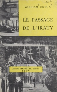 William Ugeux - Le passage de l'Iraty.