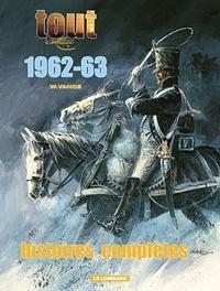 William Vance - Tout William Vance Tome 1 : Histoires complètes 1962-1963.