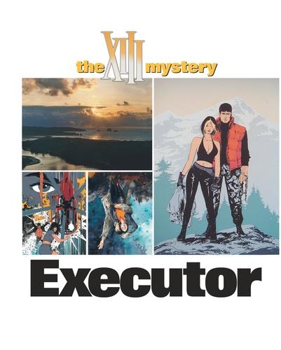 XIII Tome 13 The XIII Mystery. L'enquête. Deuxième partie