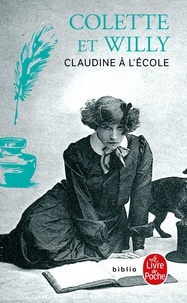 Willy et  Colette - Claudine à l'école.