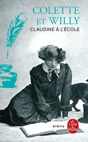 Willy et  Colette - Claudine à l'école.