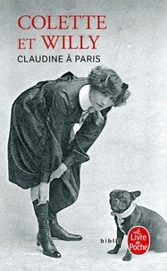 Willy et  Colette - Claudine à Paris.