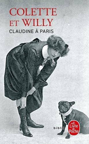 Willy et  Colette - Claudine à Paris.