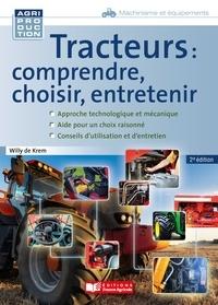Alixetmika.fr Tracteurs : comprendre, choisir, entretenir Image