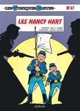 Willy Lambil et Raoul Cauvin - Les Tuniques Bleues Tome 47 : Les Nancy Hart - Opé l'été BD 2019.