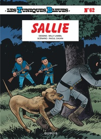 Willy Lambil et Raoul Cauvin - Les Tuniques Bleues Tome 62 : Sallie.