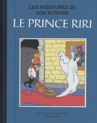 Willy Vandersteen - Le prince Riri Tome 1 : .