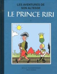 Willy Vandersteen - Le prince Riri Tome 4 : .