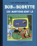 Willy Vandersteen - Les aventures de Bob et Bobette - Les martiens sont là.