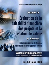 Evaluation de la faisabilité financière des projets et la création de valeur - Tome 3.pdf