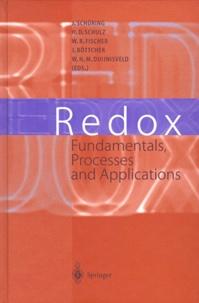 REDOX : FUNDAMENTALS, PROCESSES AND APPLICATIONS - Wim-H-M Duijnisveld |
