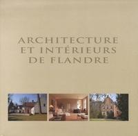 Wim Pauwels - Architecture et intérieurs de Flandre - Edition trilingue français-anglais-néerlandais.
