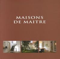 Wim Pauwels - Maisons de maître - Edition trilingue français-anglais-néerlandais.
