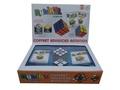 WIN GAMES - Coffret Rubik's cube Advanced Rotation  -   1 rubik's 3x3 + 1 rubik's 2x2