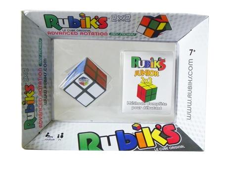 Comment Faire Un Rubik Cube 2x2