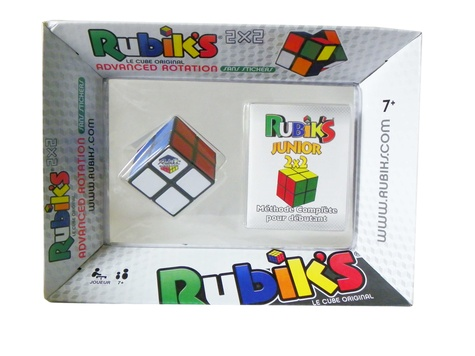 Faire Un Rubik's Cube 2x2