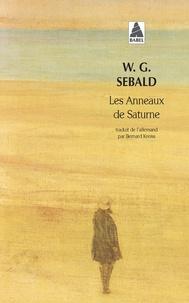 Winfried Georg Sebald - Les Anneaux de Saturne.