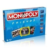 WINNING MOVE - Jeu Monopoly Friends
