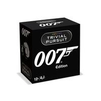 WINNING MOVE - Jeu Trivial Pursuit James Bond