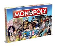 WINNING MOVE - MONOPOLY ONE PIECE