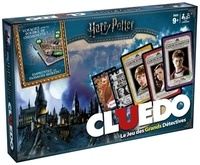 WINNING MOVES - dvf jeu cluedo harry potter
